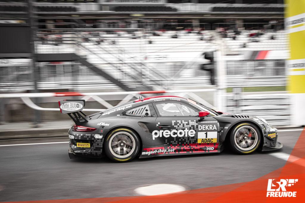 Porsche 911 GT3 R Herberth Motorsport ADAC GT Masters 2019 Nürburgring