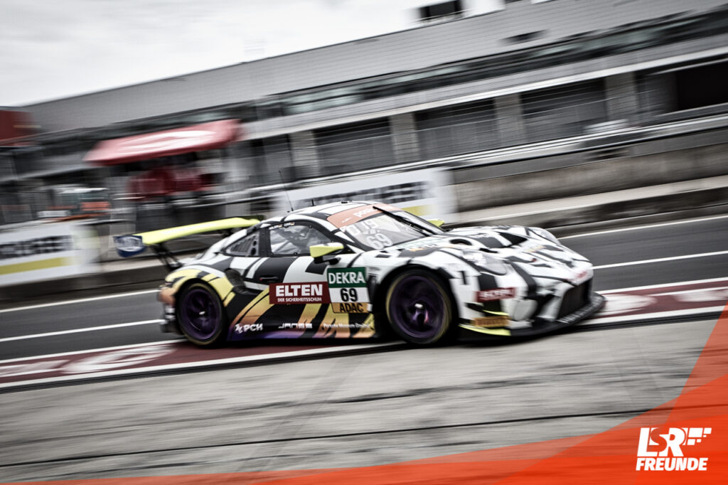 IronForce by Ring Police Porsche 911 GT3 R ADAC GT Masters 2019