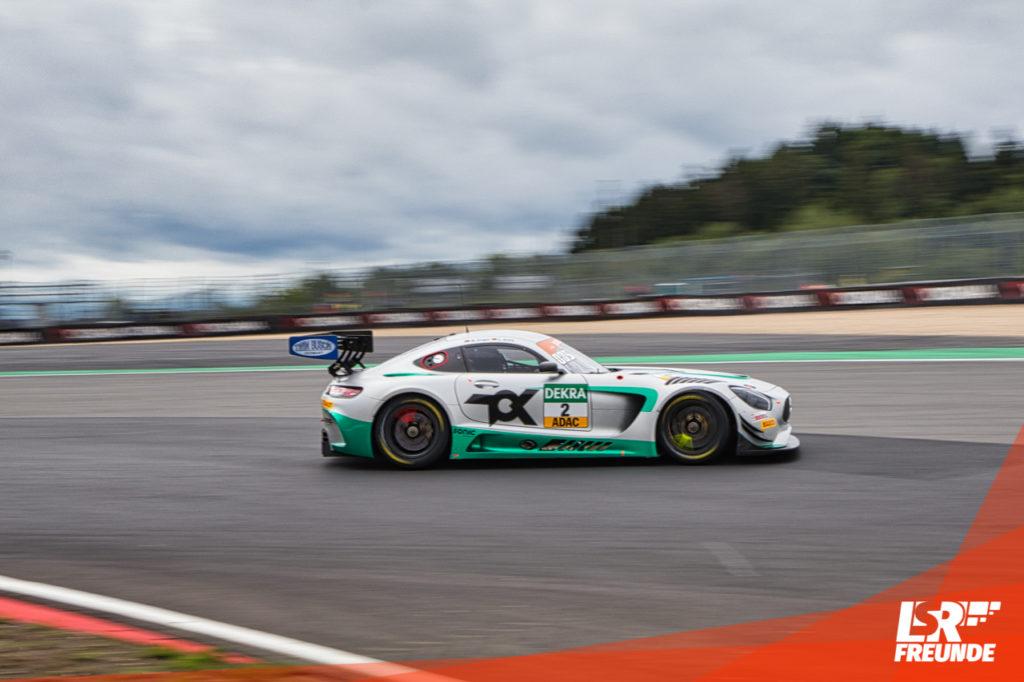 Toksport WRT Mercedes-AMG GT3 ADAC GT Masters