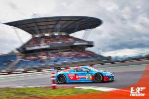 HCB Rutronic Racing ADAC GT Masters 2020 Audi R8 GT3 LMS