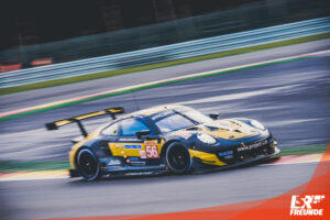 Project1 Motorsport Porsche 911 RSR WEC Spa 2019