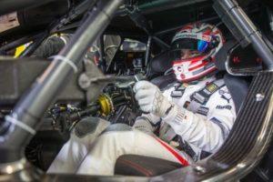 Timo Glock DTM Test Vallelunga 2020