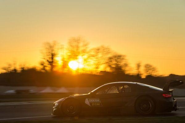 BMW M4 DTM Test Vallelunga 2020
