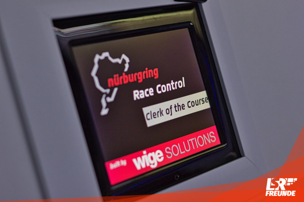 Symbolfoto Race Control 1