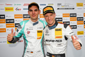Toksport WRT: Luca Stolz, Maro Engel