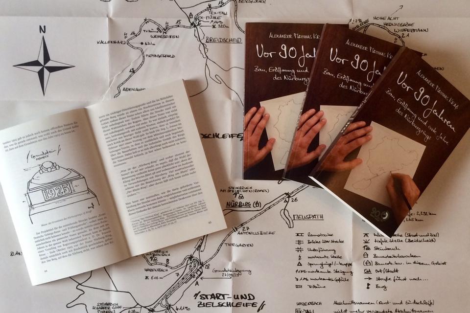 """Buch """"Vor 90 Jahren"""""""