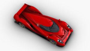 SCG 007 Hypercar