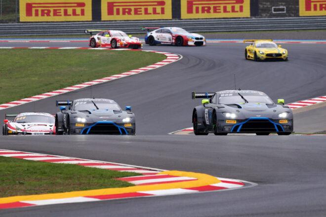 Aston Martin R Motorsport 2019