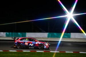 MICHELISZ Norbert, (HUN), BRC Hyundai N Squadra Corse, Hyundai i30 N TCR, FIA WTCR