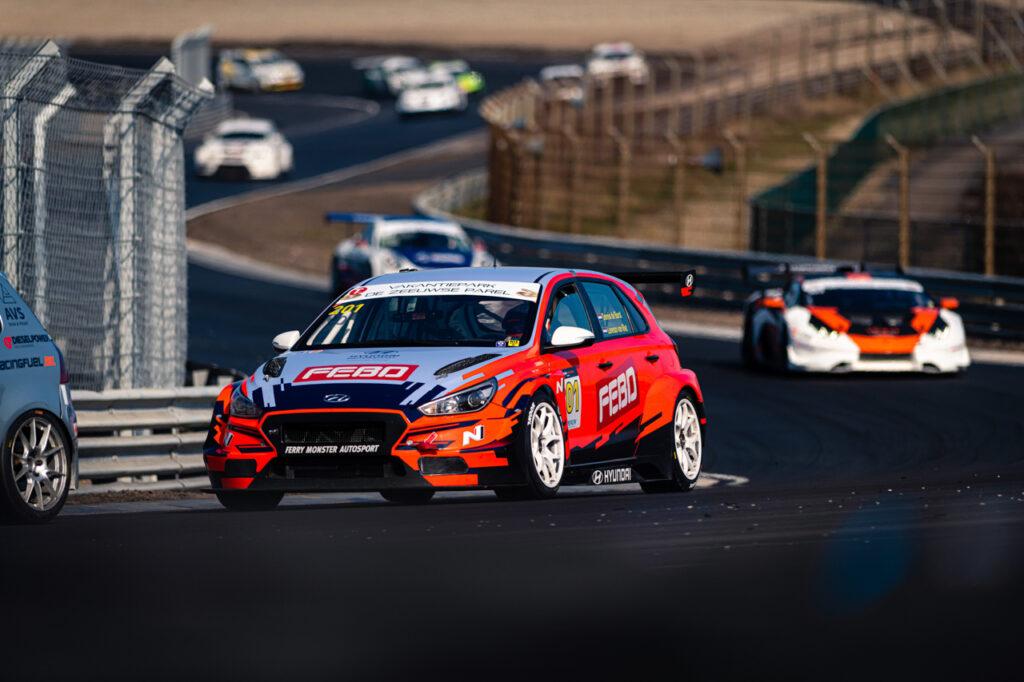 FEBO Racing Team Hyundai I30 TCR Zandvoort