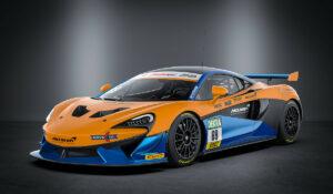 McLaren 570S GT4 Dörr Motorsport ADAC GT4 Germany 2020