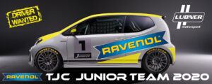 RAVENOL TJC Junior Team 2020 Lubner Motorsport