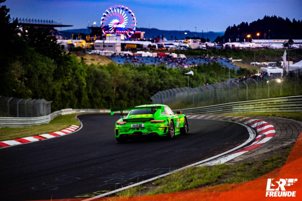 Manthey Racing Porsche 911 GT3 ADAC TOTAL 24h Rennen Nürburgring 2019