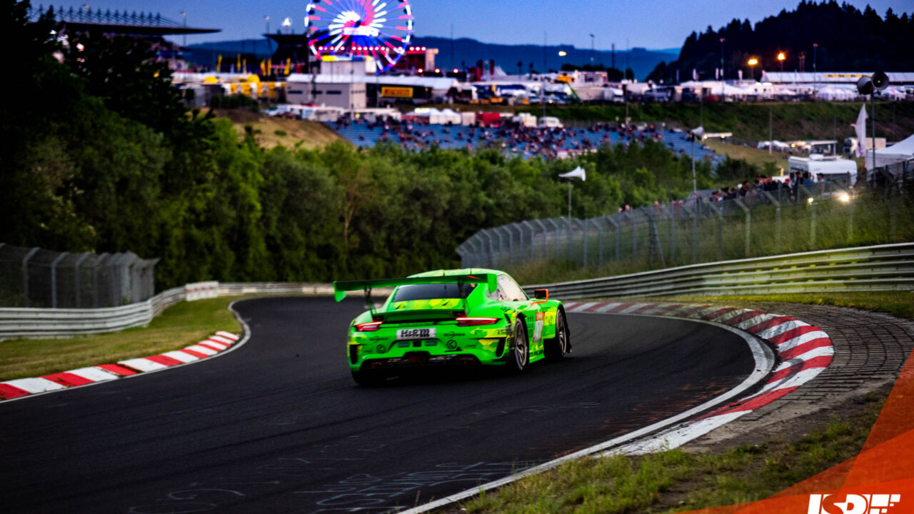 Manthey Racing Porsche 911 GT3 ADAC TOTAL 24h Rennen Nürburgring 2019