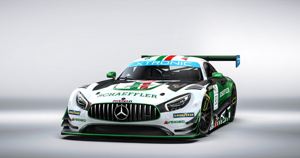 Mercedes-AMG GT3 Car Collection GTC Race