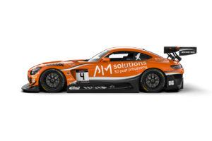 Black Falcon IGTC 2020 Mercedes-AMG GT3 #4