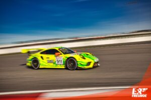 Porsche 911 GT3 R Manthey Racing