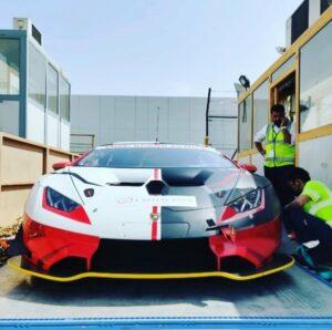 Instagram LILAC Rennsport Lamborghini Supertrofeo