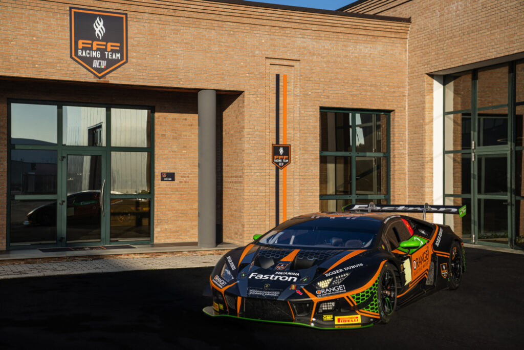 ORANGE1 FFF Racing Team by ACM Lamborghini Huracan GT3 EVO IGTC Europe 2020