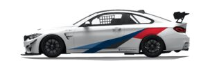 FK Performance BMW M4 DTM Trophy 2020