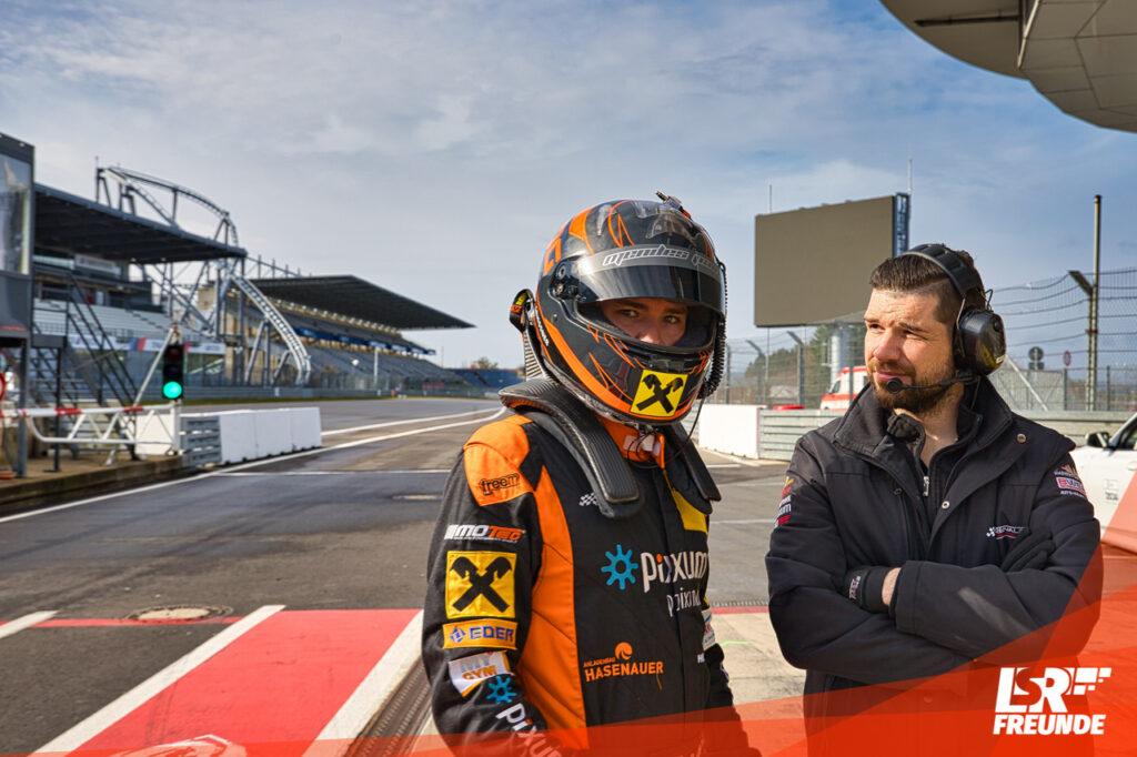 David Griessner Adrenalin Motorsport Team CFN 2020 Nürburgring Langstrecken-Serie