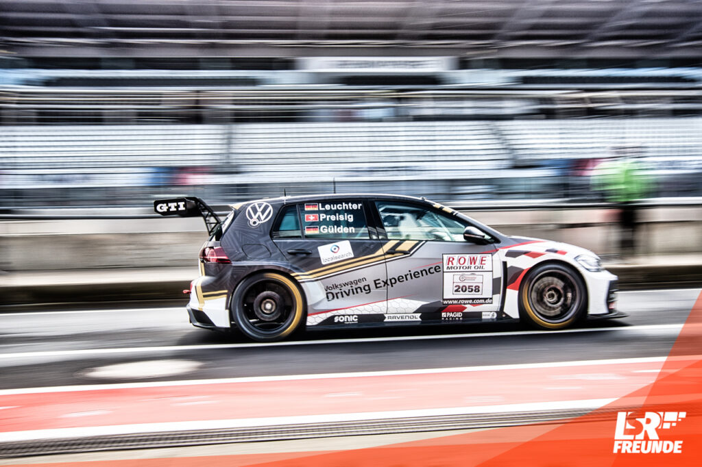 VW Golf GTI TCR Max Kruse Racing