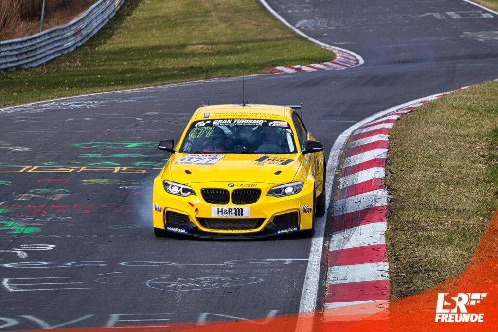 FK Performance BMW M240i