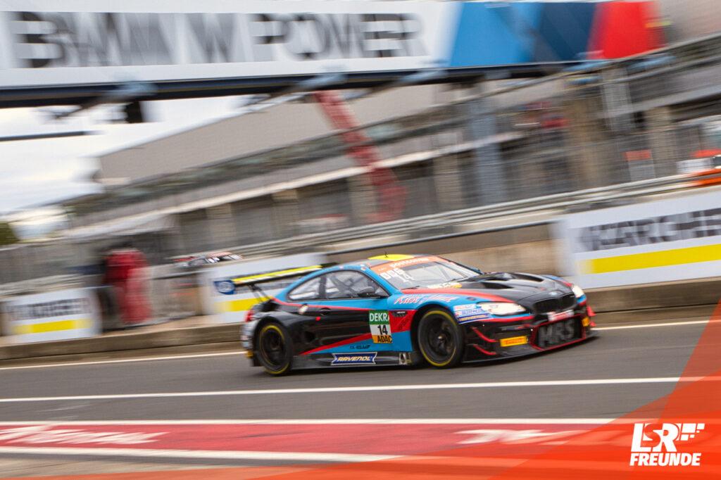 MRS GT-Racing BMW M6 GT3 ADAC GT-Masters 2020