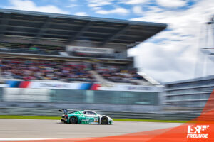 Montaplast by Land-Motorsport Audi R8 LMS GT3 ADAC GT Masters