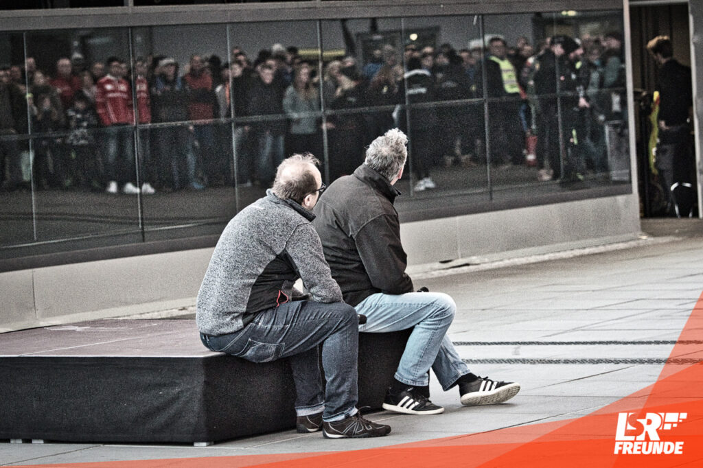 Olli Martini und Lars Gutsche ring°boulevard