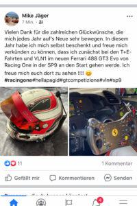Mike Jäger Facebook