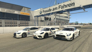 Virtuelle Nürburgring Langstrecken-Serie