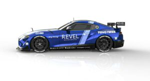 Toyota Supra GT4 Ring Racing