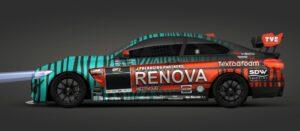 RN Vision STS BMW M4 GT4 GT4 European Series 2020
