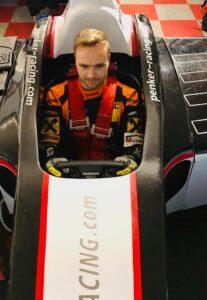 David Griessner SimRacing  Penker Racing Simulator
