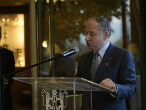 Jean Todt FIA Präsident