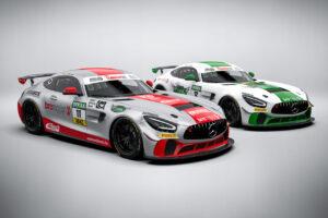 Bremotion Mercedes AMG GT4 ADAC GT4 Germany 2020
