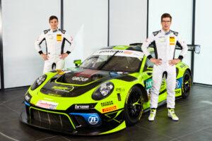 SSR Performance Porsche 911 GT3 R ADAC GT Masters 2020 Christian Engelhardt und Michael Ammermüller
