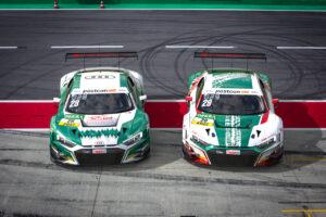 Land Motorsport ADAC GT Masters 2020 Audi R8 LMS GT3 EVO