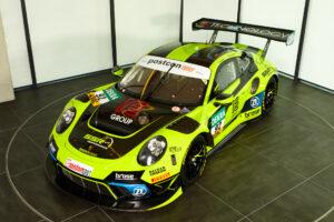 SSR Performance Porsche 911 GT3 R ADAC GT Masters 2020