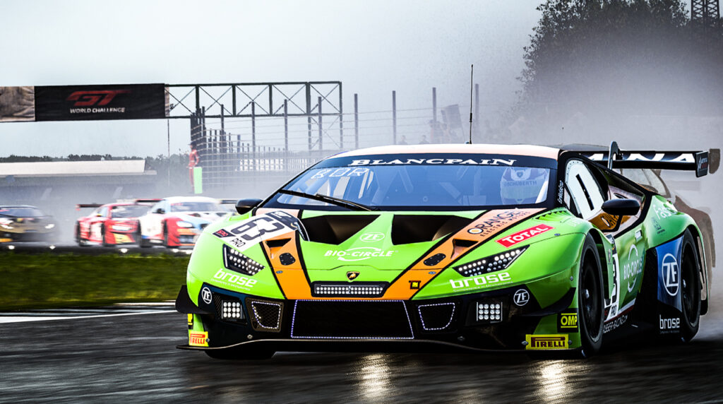 GRT Grasser Racing Team SRO E-Sport GT Series 2020