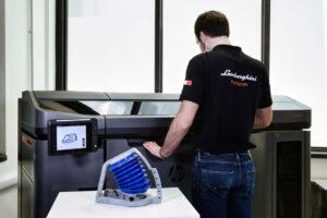 Lungensimulator Lamborghini