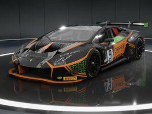 SRO E-Sport GT Series Lamborghini Squadra Corse 2020
