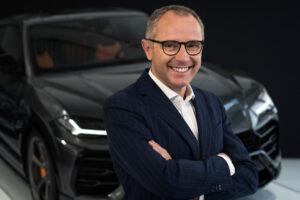 Stefano Domenicali Lamborghini