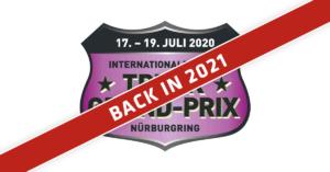 Int. ADAC Truck-Grand-Prix Nürburgring Abgesagt