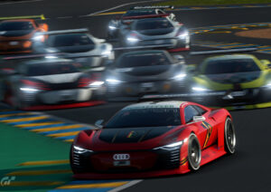 RCCO E-Sport Series, Audi e-tron Vision Gran Turismo #19, Michael Niemas