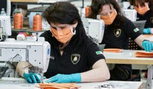 Produktion Lamborghini