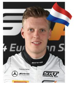 Bas Schouten RN Vision STS Racing Team