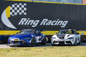 Ring Racing Toyota Supra GT4 & Lexus RC F Nürburgring Langstrecken-Serie 2020