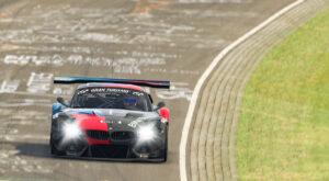 Digital Nürburgring Endurance Series powered by VCO, virtual BMW Z4 GT3, sim racing, simulation, simulator, Nordschleife, Team BMW Bank.